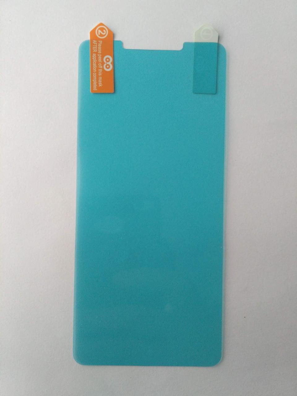Пленка для Xiaomi Redmi 6 глянцевая ударопрочная
