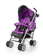 Прогулочная коляска Milly Mally Meteor Фиолетовая (0378)