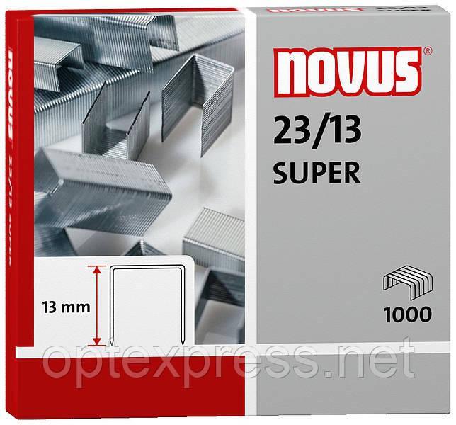 Скобы специальные для степлера No. 23/13 NOVUS
