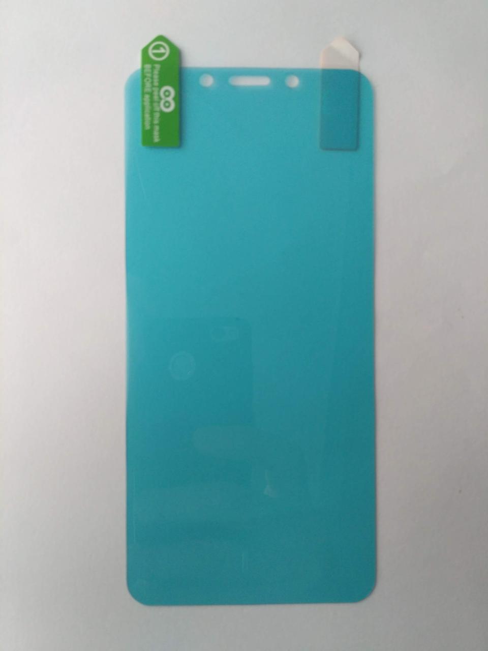 Пленка для Xiaomi Redmi 6a глянцевая ударопрочная