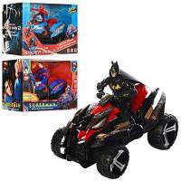 Супергерои c машинкой YL001-06-07