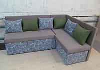 Кухонный диванс большимиподушками производство