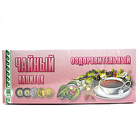 Фито-чай оздоровительный (гастрит, язва, колит, метеоризм, дисбактериоз, атеросклероз, сахарный диабет)