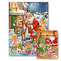 Рождественский календарь с шоколадом Windel advent Calendar 75 г., фото 1