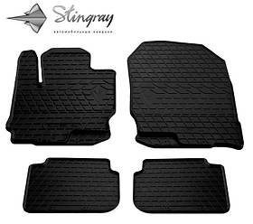 Автомобильные коврики для Mitsubishi Colt 2004- Stingray
