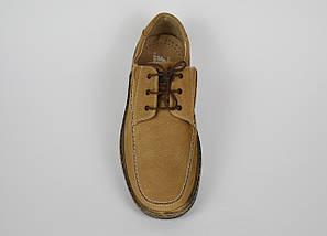 Бежевые мужские туфли Calif 217, фото 3