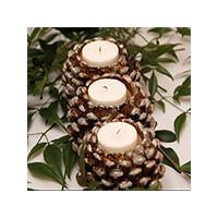 Пять интересных идей со свечами, фото№8