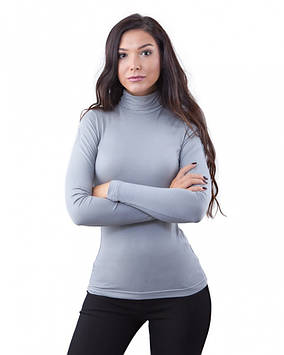 Водолазка жіноча віскозна (S-3XL в кольорах)