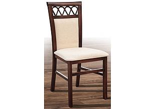 Стілець дерев'яний з м'якою спинкою Анжело-5 Мебель Сервіс