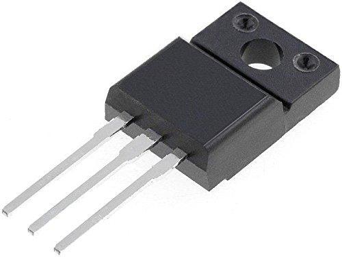 Транзистор полевой STP6NK90ZFP TO220F N-ch 900V 5.8A