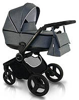 Дитяча коляска BEXA FRESH FR5 Темно-сіра (3072018029)
