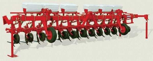 Культиватор КРНВ-4,2 (культиватор-растениепитатель навесной высокостебельный)