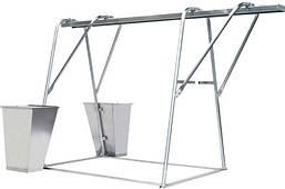 Подъемник грузовой строительный ПГС-1,0 (рама без тали)