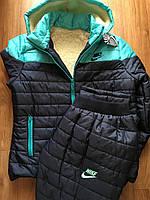 Женский зимний батальный костюм теплый на овчинке , фото 1