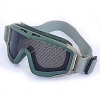 Защитные очки для военных игр пейнтбола и страйкбола TY-5549