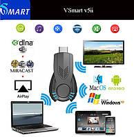 Беспроводной HDMI адаптер Vsmart V5ii Airplay Miracast HDMI