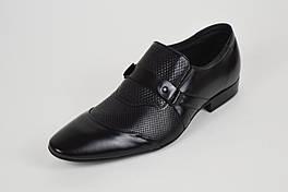 Туфли мужские из натуральной кожи Men Fashion 1833