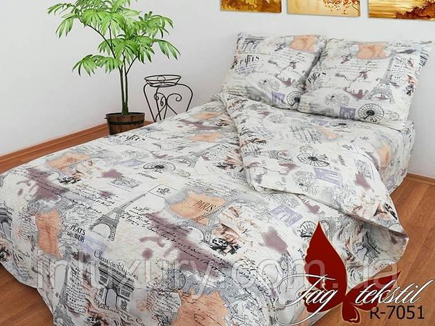 Комплект постельного белья R7051, фото 2