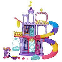 Моя Маленькая Пони Замок Принцессы Твайлайт Спаркл Радужная сила My little Pony Hasbro