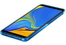 Чехол до телефону Samsung A7 Gradation Cover Blue EF-AA750CLEGRU, фото 3