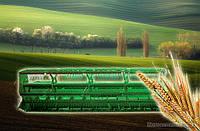 Жатка для зерновых культур ЖЗС-6