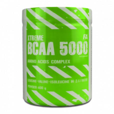 Аминокислоты Fitness Authority - Xtreme BCAA 5000 (400 грамм) cranberry/клюква