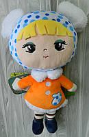 М'яка Іграшка лялька Ніка 30 см Мягкая игрушка кукла Ника