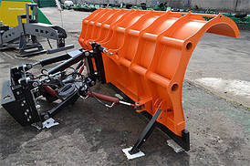 Отвал снегоуборочный автомобильный ОСА-3