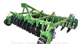 Дисковая борона ДАН-3,5 К для трактора Т-150