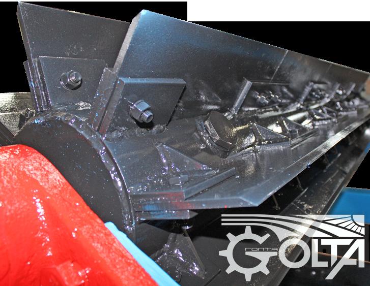 Аток -измельчитель рубящий водоналивной гидрофицированный  КР-9,2П