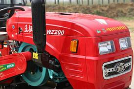Трактор WZ244