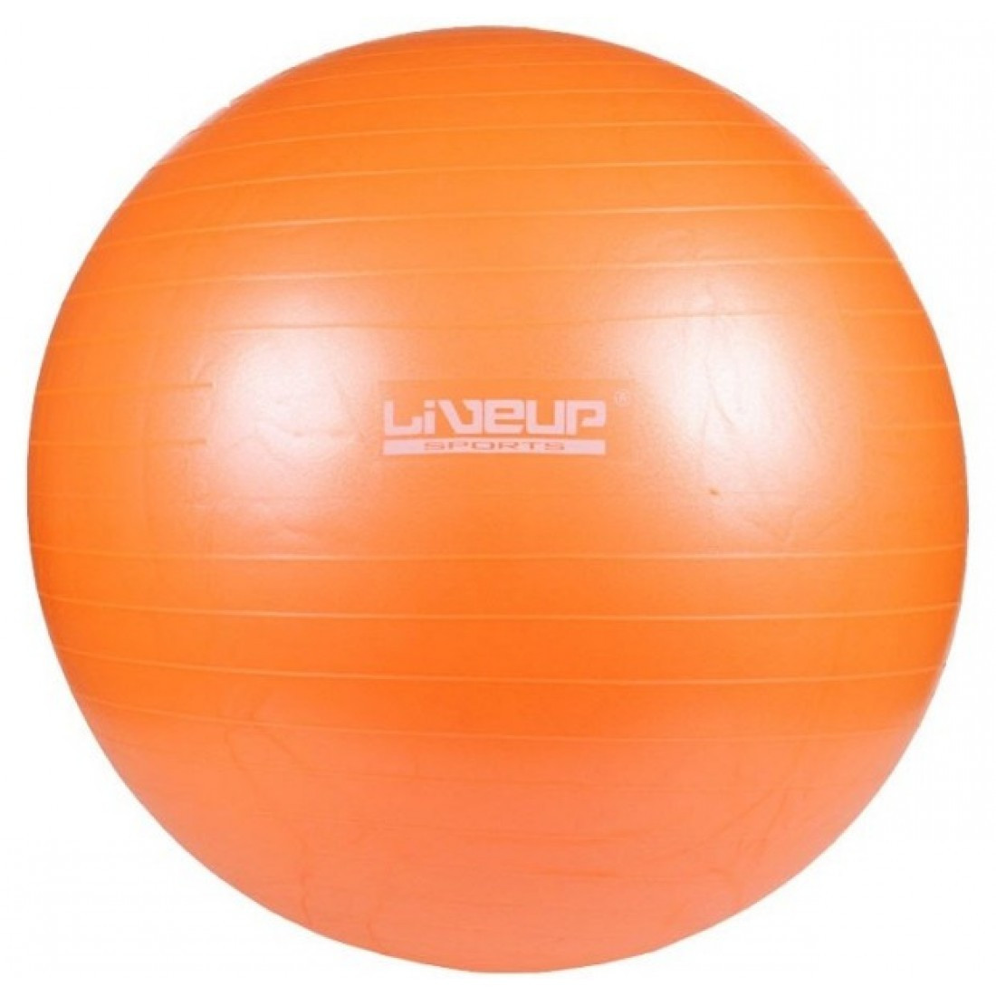 Фитбол антивзрыв, насос в комплекте ANTI-BURST BALL orange 65 см