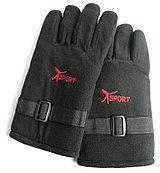 Перчатки флисовые , плотные с ватином, фото 1