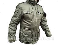 Мужская теплая зимняя  Куртка бушлат