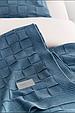 Плед 130x170 PAVIA COLM BLUE(MAVI) синій, фото 2
