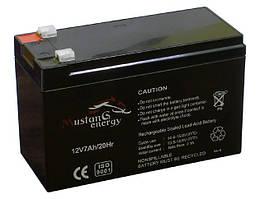 Аккумулятор 12V 7Ач для охранных и пожарных сигнализаций