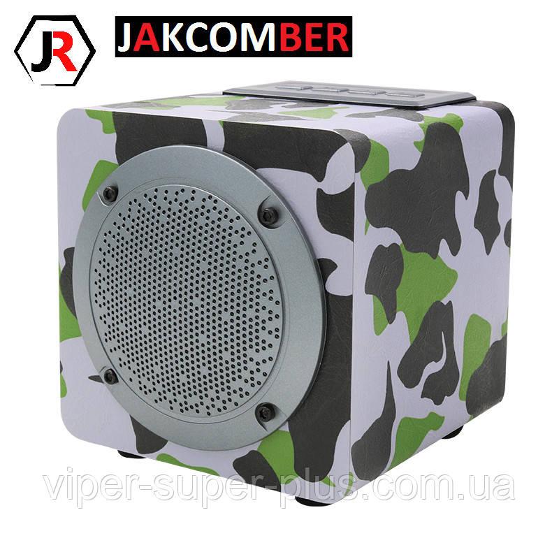 Портативная Блютуз колонка JAKCOMBER NBY-3080 FM Повер Банк micro USB SD AUХ беспроводная Bluetooth колонка