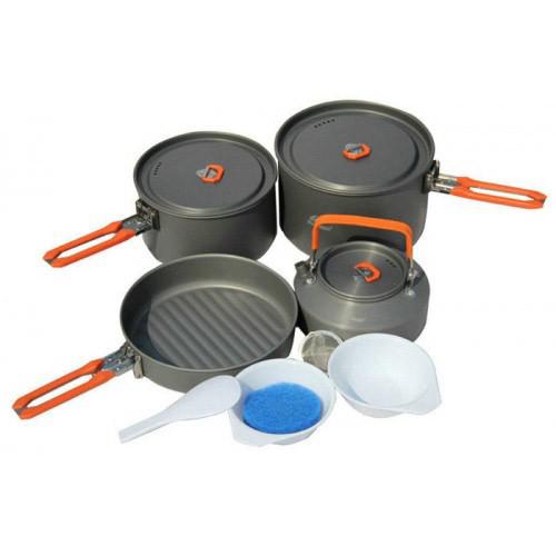 Набір посуду для 4-5 чол. Fire-Maple Feast 4