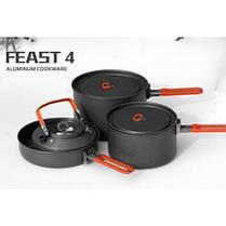 Набір посуду для 4-5 чол. Fire-Maple Feast 4, фото 3