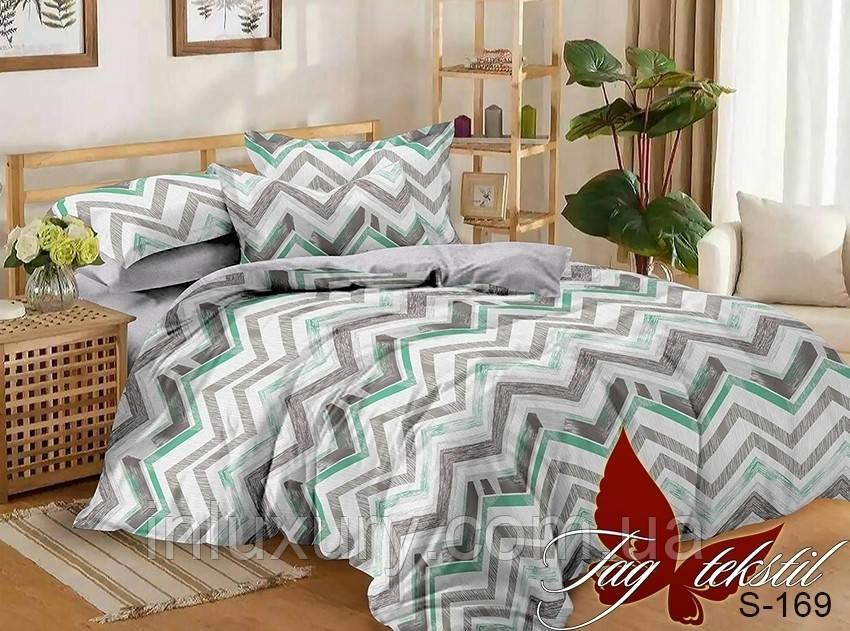 Комплект постельного белья с компаньоном S169