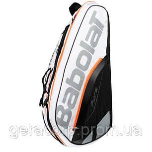 Чехол для теннисных ракеток BABOLAT X12 PURE WHITE, фото 2