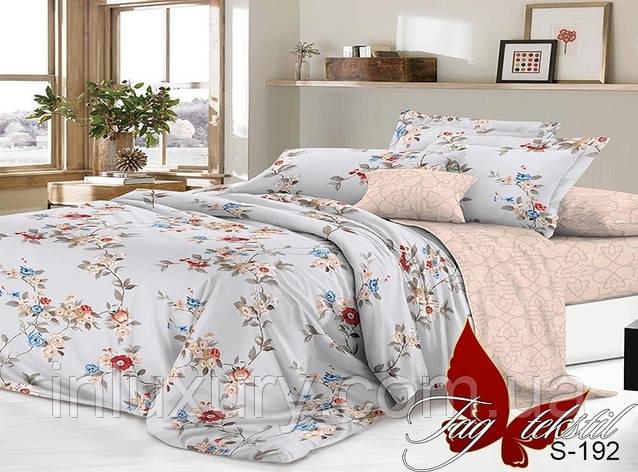 Комплект постельного белья с компаньоном S192, фото 2