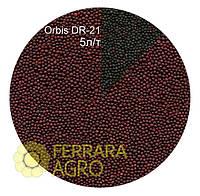 Краска для семян рапса, подсолнечника, кукурузы ORBIS DR-21, красная