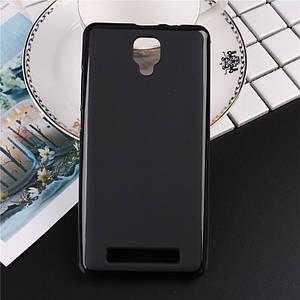 Чехол TPU для Doogee X10 / X10 pro бампер Оригинальный черный