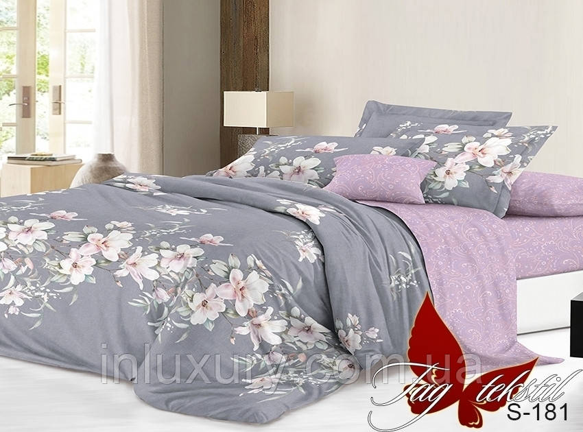 Комплект постельного белья с компаньоном S181