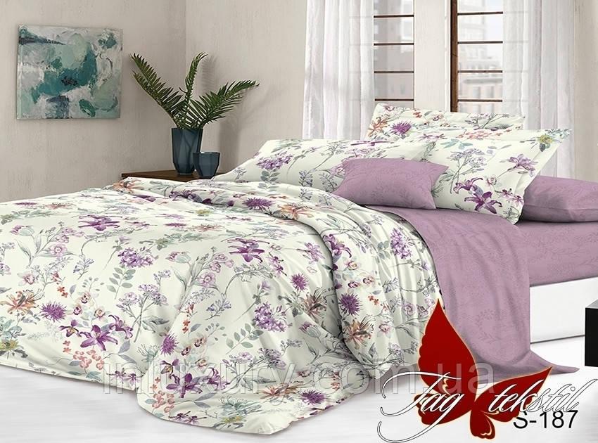 Комплект постельного белья с компаньоном S187