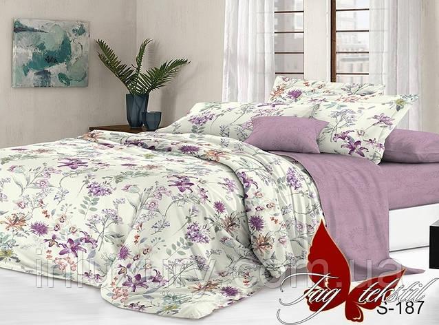 Комплект постельного белья с компаньоном S187, фото 2