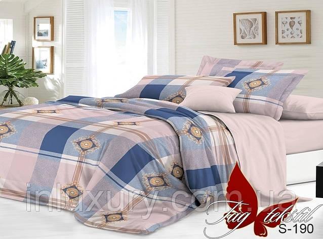 Комплект постельного белья с компаньоном S190, фото 2