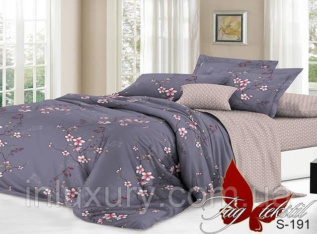Комплект постельного белья с компаньоном S191, фото 2