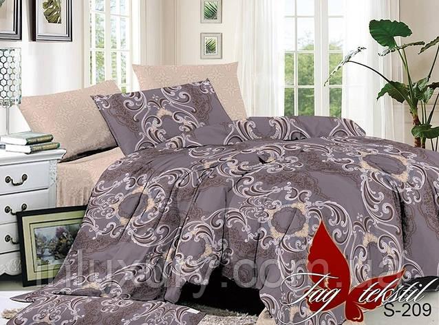 Комплект постельного белья с компаньоном S209, фото 2